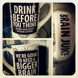 Brain Juice Coffee Mug