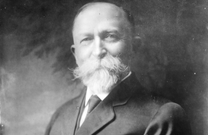 This is the guy that invented Corn Flakes. He was pretty anti-sex.  Photo from: mentalfloss.com, check out the link if you're really curious about the whole Kellogg's anti-masturbation thing.