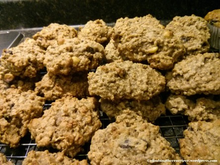 And of course - the amazingly delicious Oatmeal Chocolate Cheesecake Cookies ;)