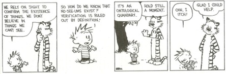calvin-and-hobbes ontological