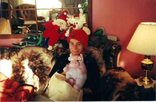Troy Christmas 2000