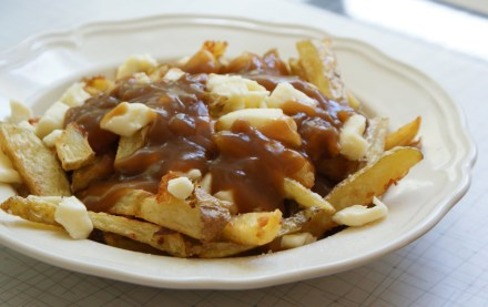 If you're Canadian - this should be how you like your cheese best. (Yes I do desperately need poutine right now) Source.