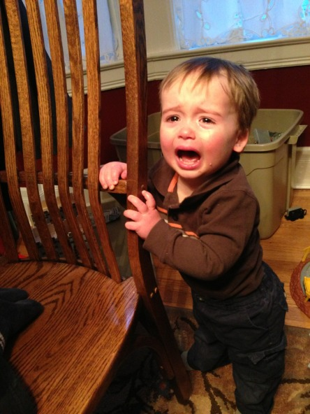 taken from http://www.reasonsmysoniscrying.com/ - perhaps the funniest collection of tears I have ever seen.